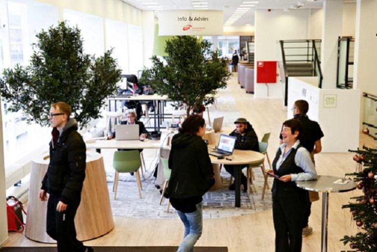 De sociale dienst in Dordrecht Beeld
