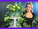 Met deze mooie bloemen maak je een 'bloemtoren' voor thuis