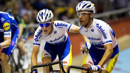 Kenny De Ketele en Robbe Ghys leiden na halfweg tweede avond Zesdaagse van Gent