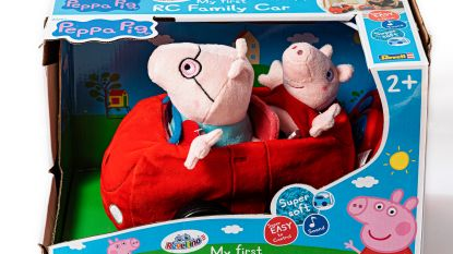Peppa Pig My first RC Family Car 8,5/10