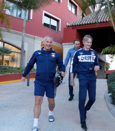 Willem II gaat weer naar Marbella in de winterstop