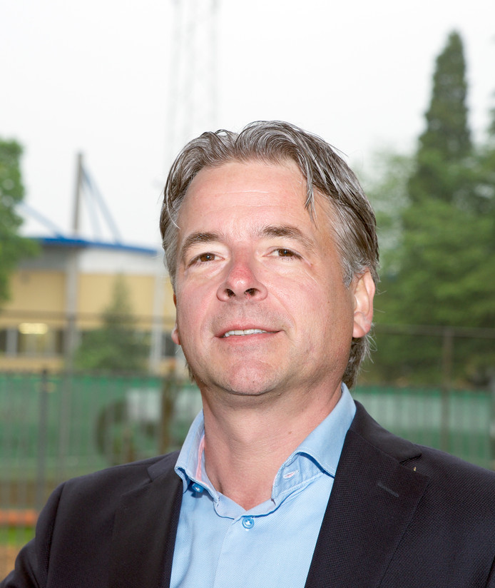 Jeroen van Dijk wordt de nieuwe fractievoorzitter van VVD Tilburg.