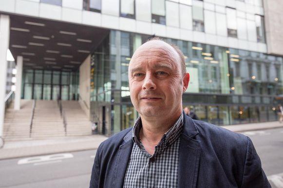 Bruno De Wever, professor geschiedenis aan de UGent en broer van de N-VA-voorzitter.