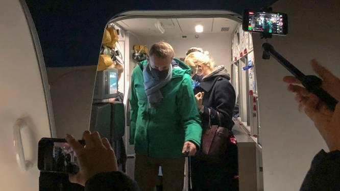 Kremlincriticus Navalny opgepakt bij aankomst op luchthaven, EU-landen willen maatregelen tegen Moskou
