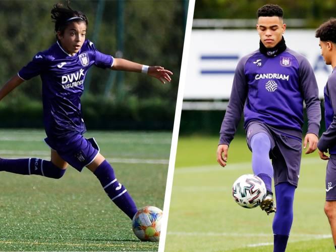 Van een goudhaantje dat lang provinciaal voetbal speelde tot een fenomeen op social media: deze talenten zitten er nog aan te komen bij Anderlecht