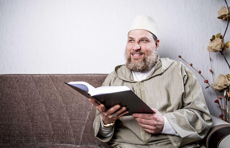 Imam Fawaz Jneid  Beeld ANP