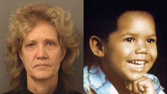 Amy Elizabeth Fleming en haar 'vermiste' zoon Yo