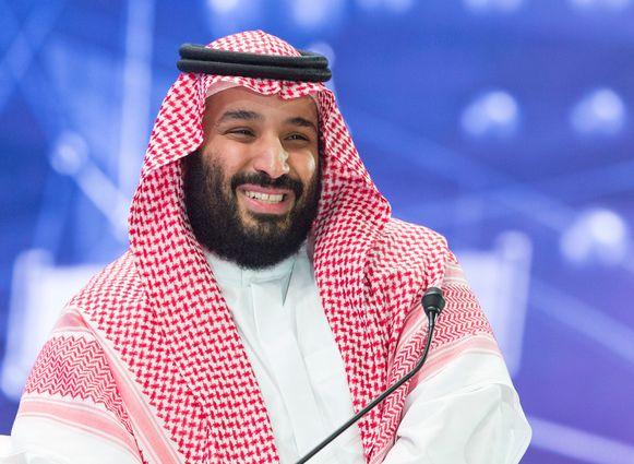 De Saudische kroonprins Mohammad bin Salman.