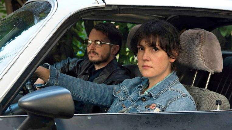Scène uit I Don't Feel at Home in This World Anymore. Beeld