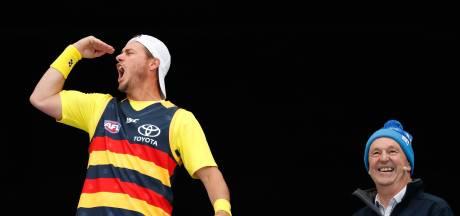 Tennislegende Hewitt voor laatste keer naar Libéma Open in Rosmalen