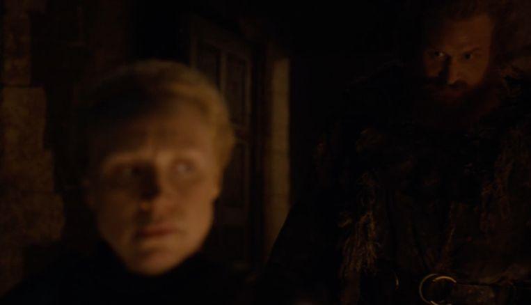Brienne en Tormund zijn weer samen.