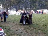 Middeleeuwse taferelen in Hernen
