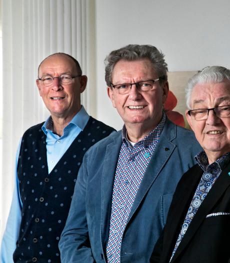 Zingen voor alzheimerstichting in Deurne