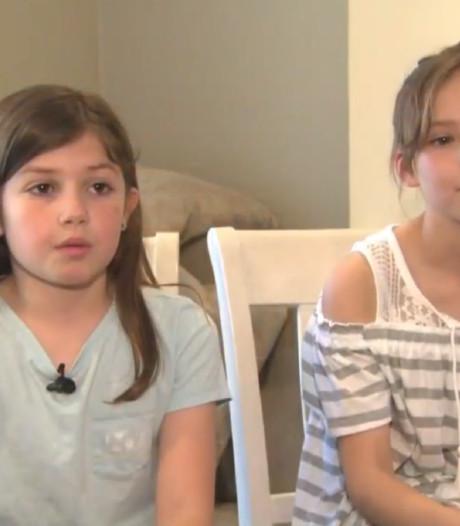Une enfant de 9 ans sauve son amie un jour après avoir appris les premiers secours