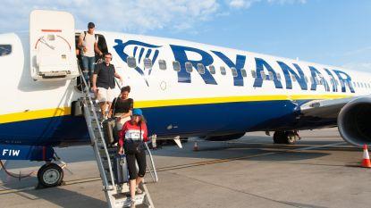 50.000 Ryanair-reizigers zien vlucht geschrapt