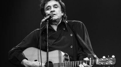 Hommage aan Johnny Cash in CC 't Aambeeld