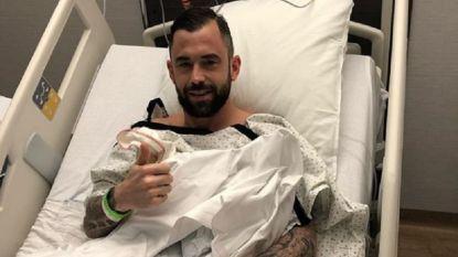 """FT buitenland: Defour strijdvaardig na operatie: """"Motiveert me om zo snel mogelijk terug te keren"""" - Ronald Koeman nieuwe bondscoach Oranje"""