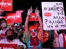 LIVE | Grote demonstratie in Israël om tweede zware besmettingsgolf