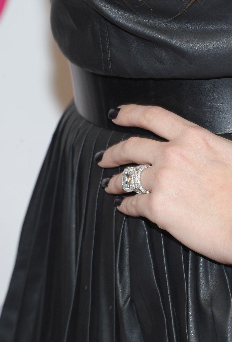 Niet zo groot als die van zus Kim, maar Khloe Kardashian mag niet bepaald klagen.