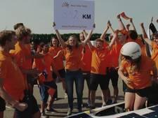 Studenten TU Delft vestigen wereldrecord zonneracen