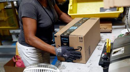 Europees magazijnpersoneel bij Amazon legt werk neer op jaarlijkse koopjesdag