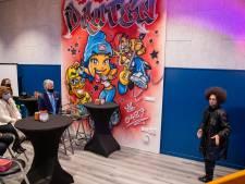 Jongerencentrum Place2Do Druten meteen vol gas tijdens opening met Orlando van Gaal