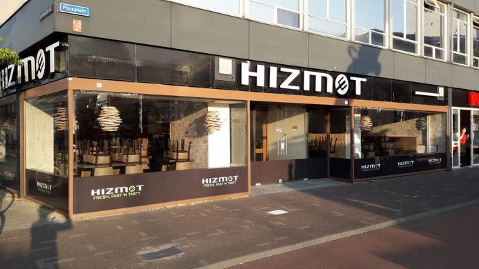 Hizmet gaat na ruim twee jaar 'coming soon' open.