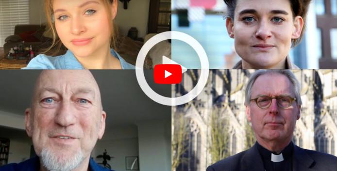 Videoboodschap JBZ aan Brabants zorgpersoneel: nu stilte voor storm