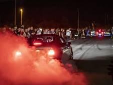 Politie en gemeente wisten vooraf van illegale carmeeting in Enschede, toch ging het mis