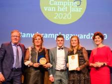 Camping van het Jaar-award zorgt voor ontroering in Vechtdal
