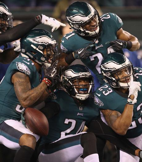 Eagles plaatsen zich voor Super Bowl na ruime zege op Vikings