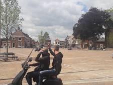 Terrassen in Zevenbergen mogen groter: 'Eerste dag zal spannend worden'
