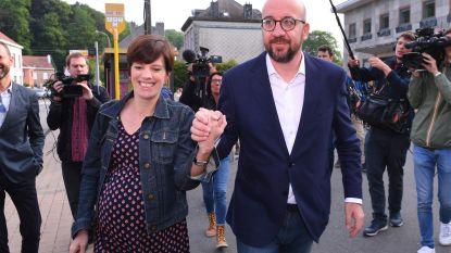 Premier Michel opnieuw vader geworden