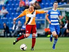 Eerste verlies Achilles'29 tegen PEC Zwolle in play-offs