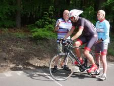 Boumeester wint klimtijrit Houdt de Ketting Strak