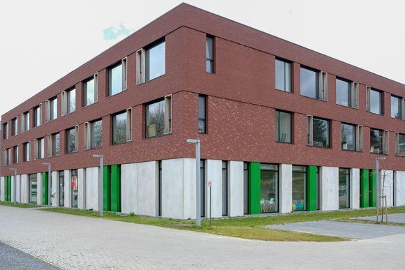 Kinderdagverblijf De Tovereik bevindt zich in een nieuwe vleugel van woonzorgcentrum Zoniën.