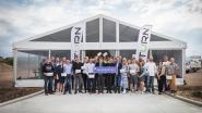 Eerste steen nieuwe KMO-zone is gelegd: Bollaarpark gaat plaats bieden aan tachtig bedrijven