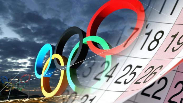 Spoorboekje Wat Staat Er Op Het Programma In Rio Olympische
