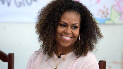 """Michelle Obama lijdt aan """"lichte depressie"""""""