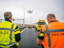 Vrouw (62) uit Sterksel overleden bij ongeval op A2: aangehouden vrachtwagenchauffeur werd mogelijk onwel