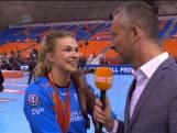 Tess Wester: Zo trots op wat we hebben neergezet dit WK