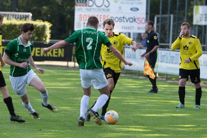 Archiefbeeld van  SSS'18 - Sportclub Susteren.