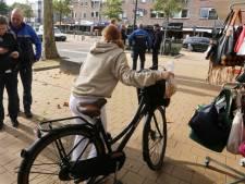 Leerlingen Maurick College Vught zorgen tijdens lunchtijd voor overlast op Moleneindplein