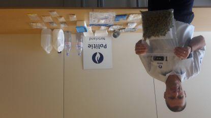Politie Neteland doet grote drugsvangst bij inval