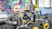 Antwerpenaar bouwt Marsrover voor zijn zoontje