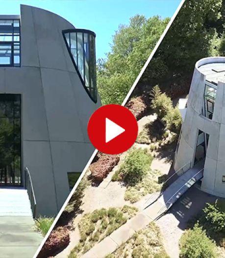 Video van de Dag | Even binnenkijken. Deze bijzondere villa van 2,3 miljoen euro staat te koop
