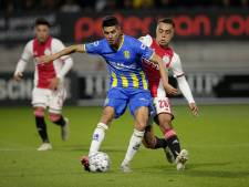 RKC strijdend ten onder in spectaculair duel met Ajax