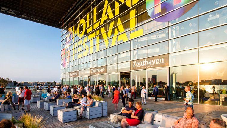 Het Holland Festival speelt zich af in theaters en musea in de hele stad. Beeld Ada Nieuwendijk