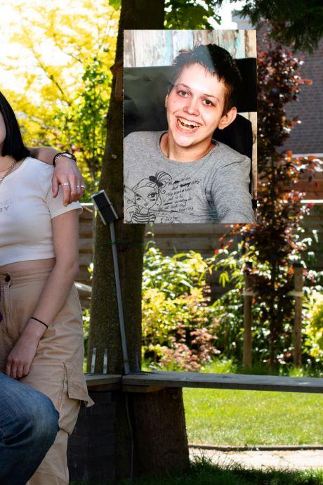 Sterre droomde ervan te kunnen lopen en van een hoofd zonder onrust: ze stuurde haar rolstoel de Maas in