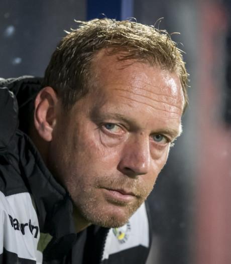 Oud-profvoetballer Peter van Vossen moet schuld aftikken